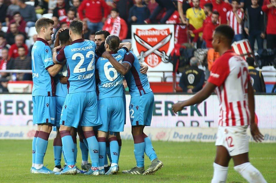 Trabzonspor Antalyaspor canlı izle